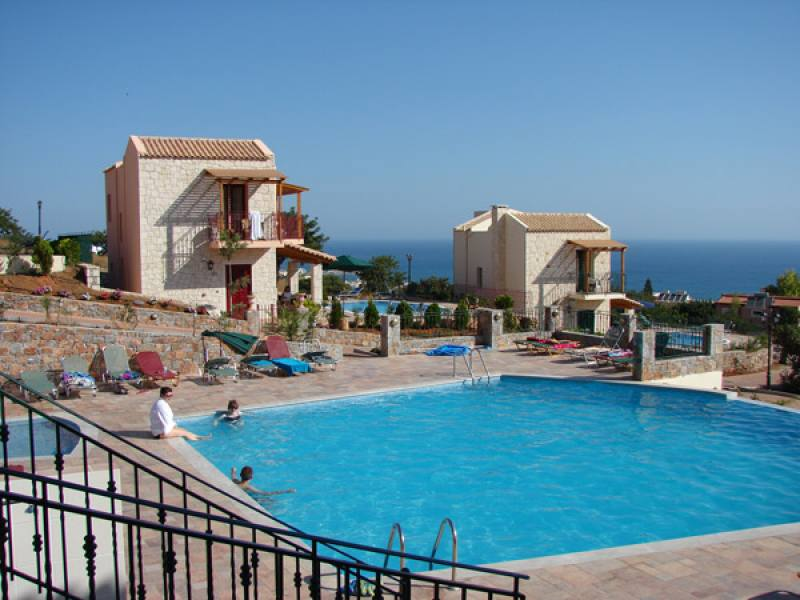 Appartementen Marni Village - Koutouloufari - Heraklion Kreta